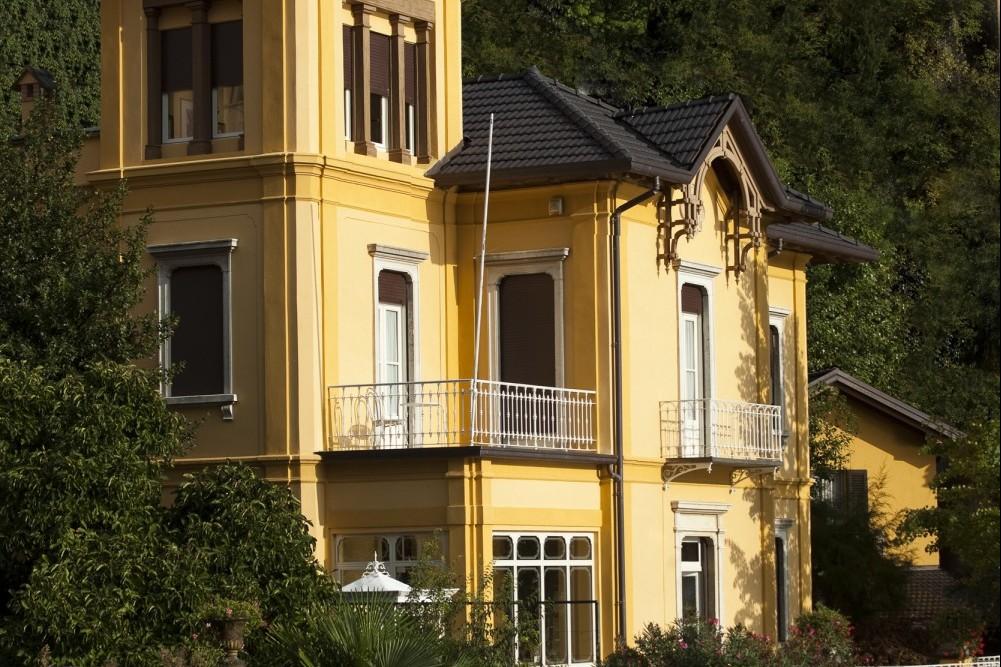 Hotel olivedo e villa torretta essere in vacanza ma for Villa torretta